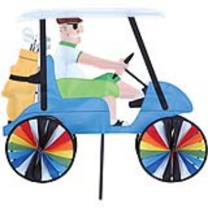 Premier Golf Cart Spinners GOLFCART