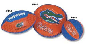 University of Florida Football, Flyer & Basketball 340 341 342