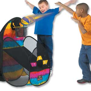 Fun Gripper Basketball Toss 407