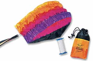 Saturnian One, T.D.-2.0 Pocket Parafoil Kite 605