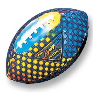 "Fun Gripper-Mini Gripper Football-7"" 700"