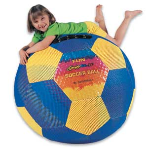"Fun Gripper-Soccer Ball-36"" 805"