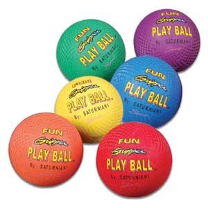 "Fun Gripper-Playground Ball-8.5"" 820"