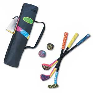 Fun Gripper Golf Set 550