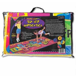 TD-Hip Hopscotch with Carry Case 919