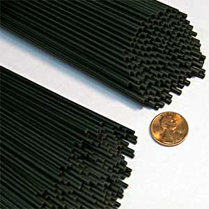 Micro Carbon  Pultruded Tubes CFNANO